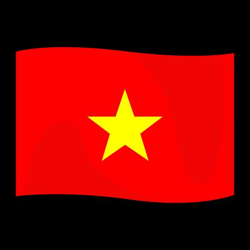 Flag Of Vietnam Emoji