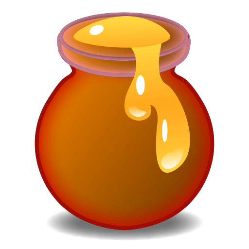 Honey Pot Emoji