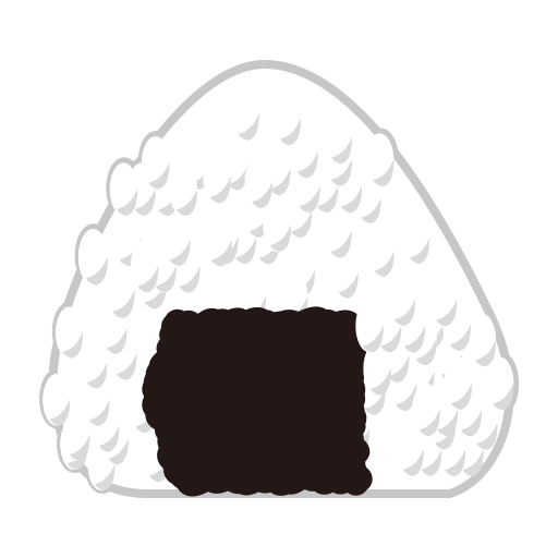 Rice Ball Emoji