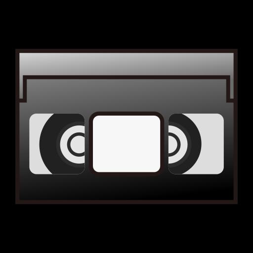 Videocassette Emoji