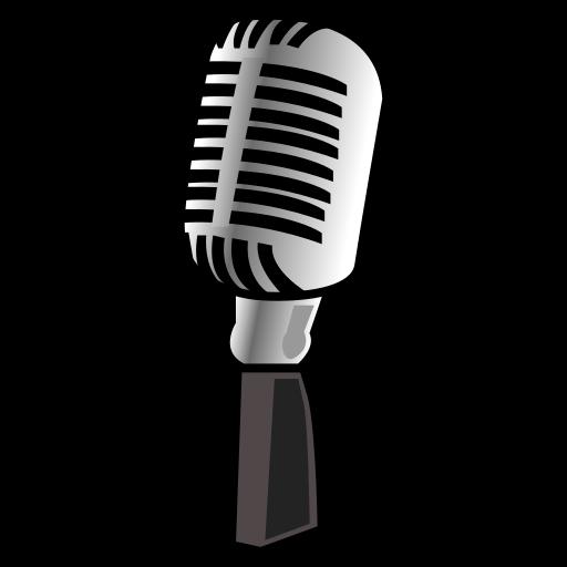Studio Microphone Emoji