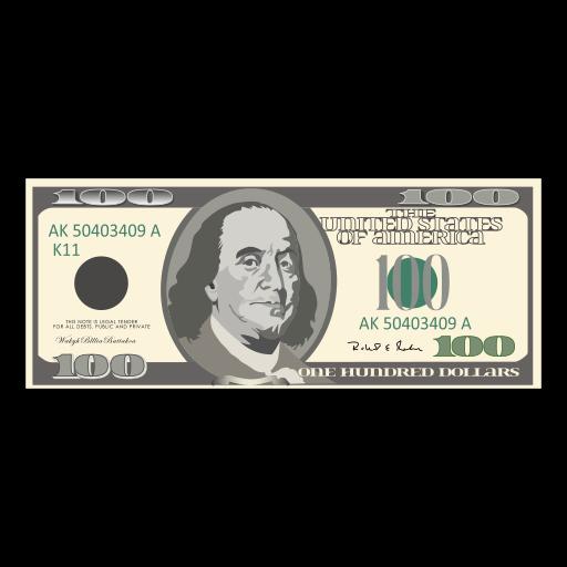 Banknote With Dollar Sign Emoji