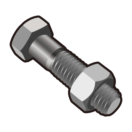 Nut And Bolt Emoji