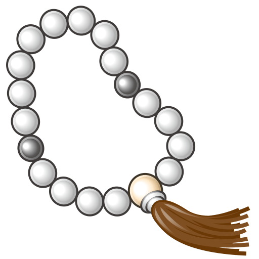 Prayer Beads Emoji