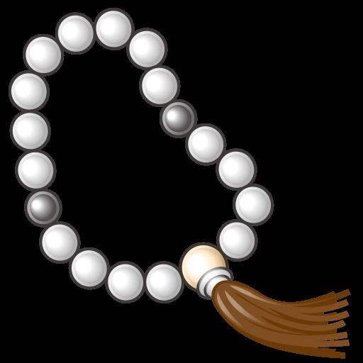 prayer beads emoji for facebook email sms id 12835 emoji co uk