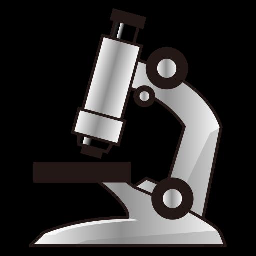 Microscope Emoji