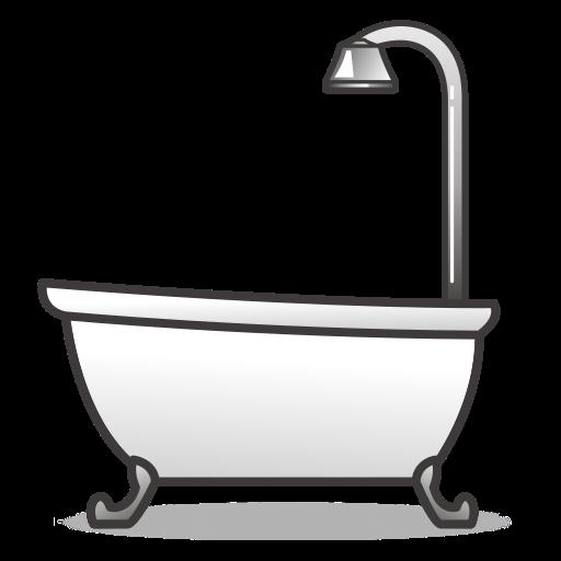 Bathtub Emoji