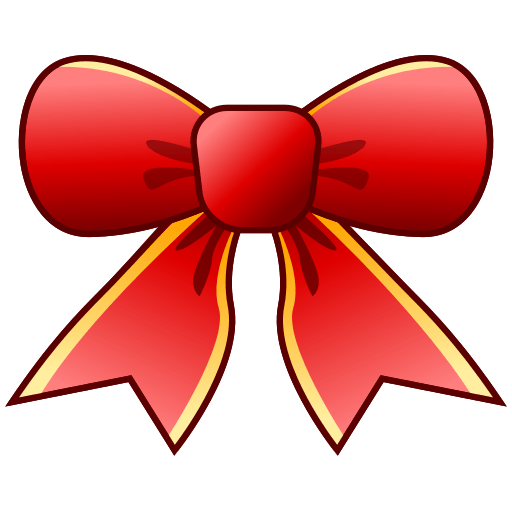 Ribbon Emoji