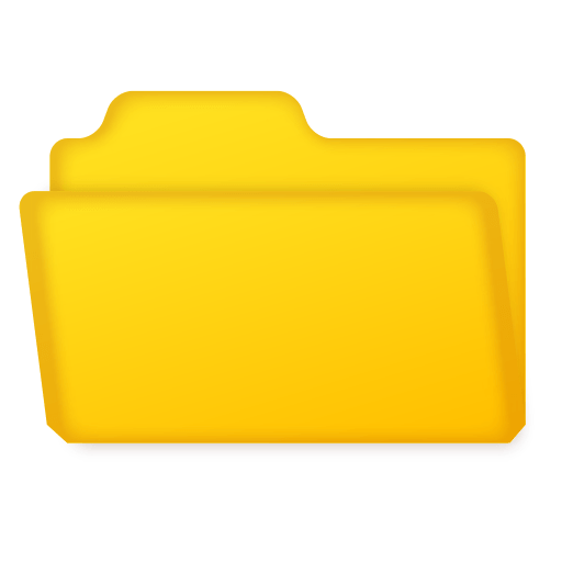 Open File Folder Emoji