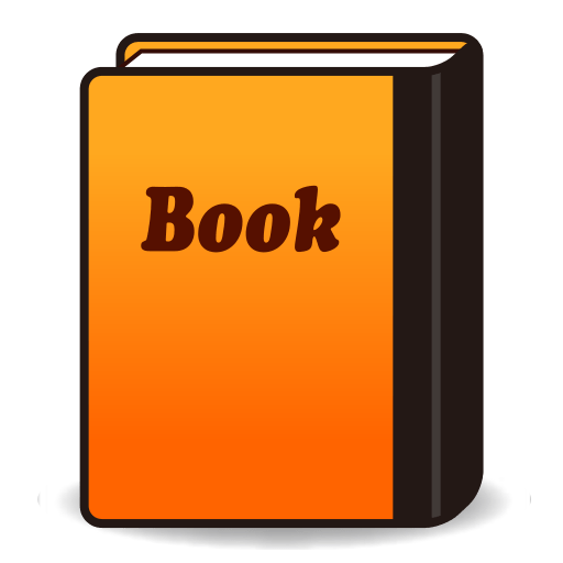 Orange Book Emoji