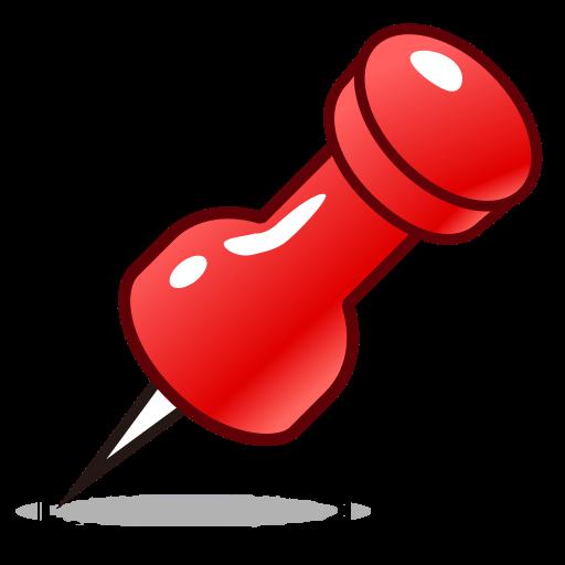Pushpin Emoji
