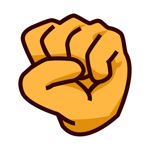 Raised Fist Emoji