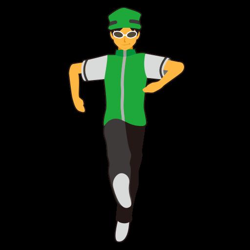 Dancer Emoji