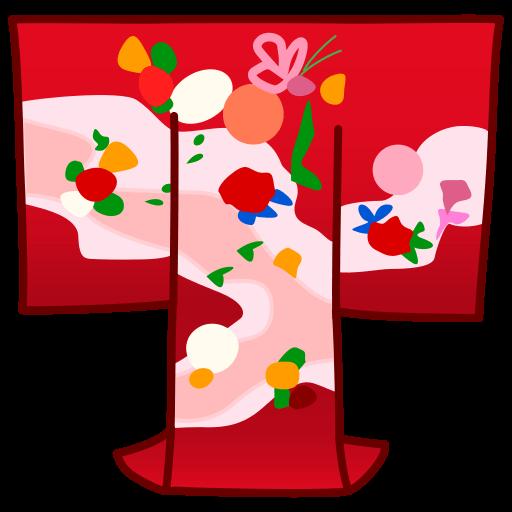 Kimono Emoji