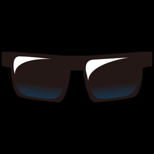 Dark Sunglasses Emoji