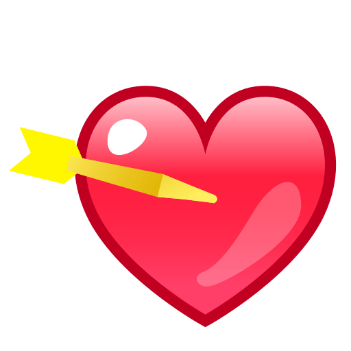 Heart With Arrow Emoji