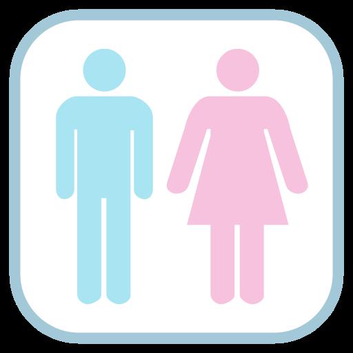 Restroom Emoji