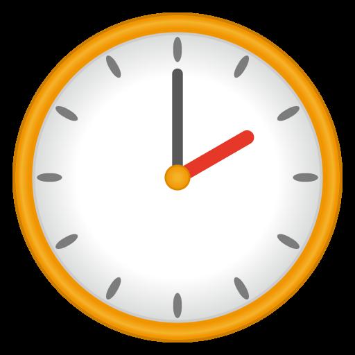 Clock Face Two Oclock Emoji