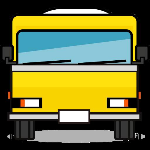 Oncoming Bus Emoji