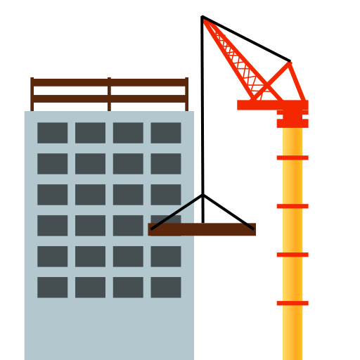 Building Construction Emoji