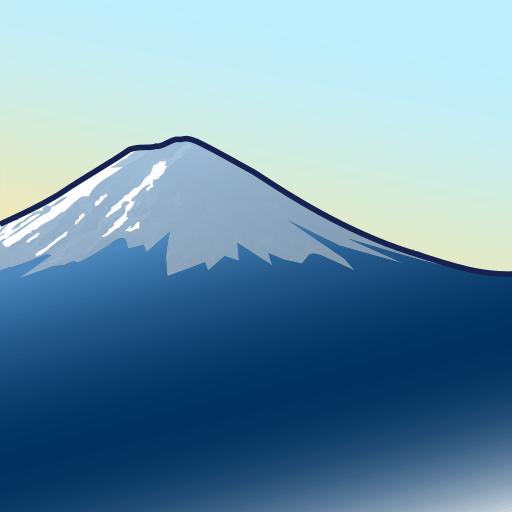 Mount Fuji Emoji