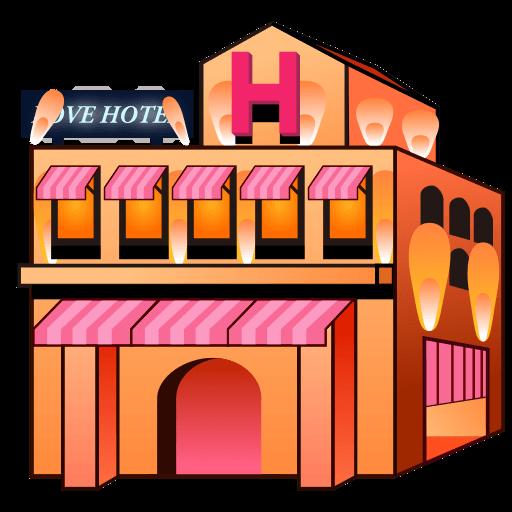 Love Hotel Emoji