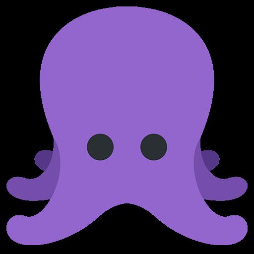 Octopus Emoji