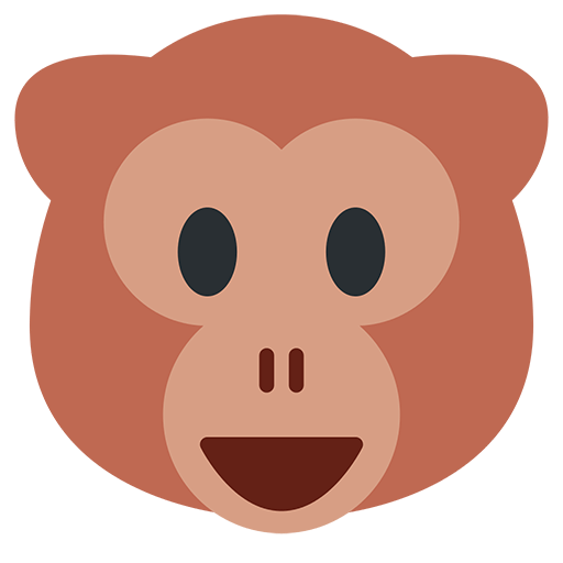 Monkey Face Emoji