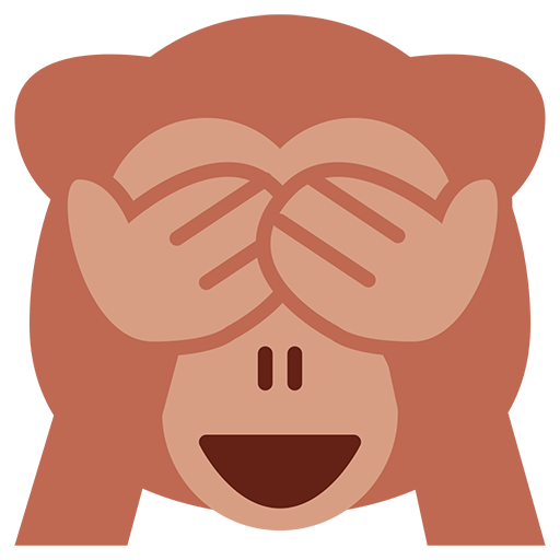 See-no-evil Monkey Emoji