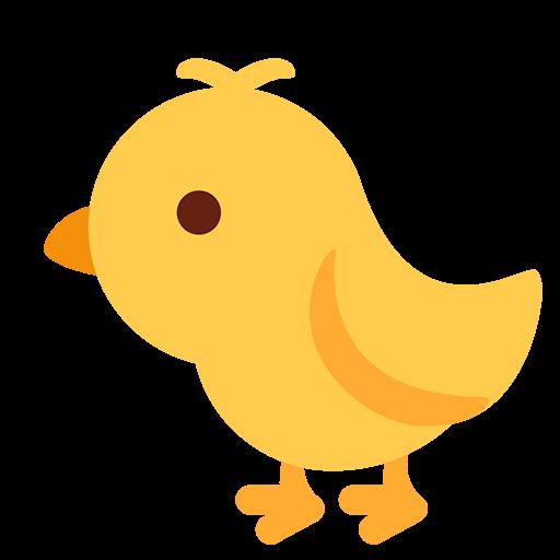 Baby Chick Emoji
