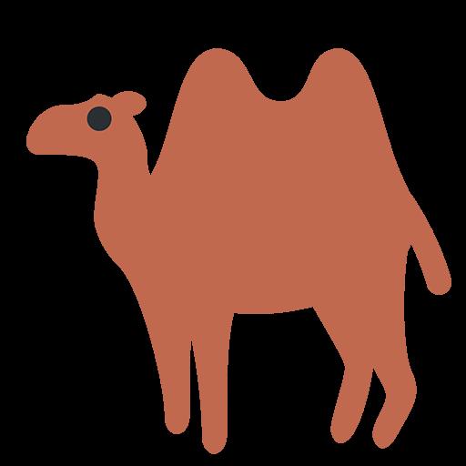 Bactrian Camel Emoji