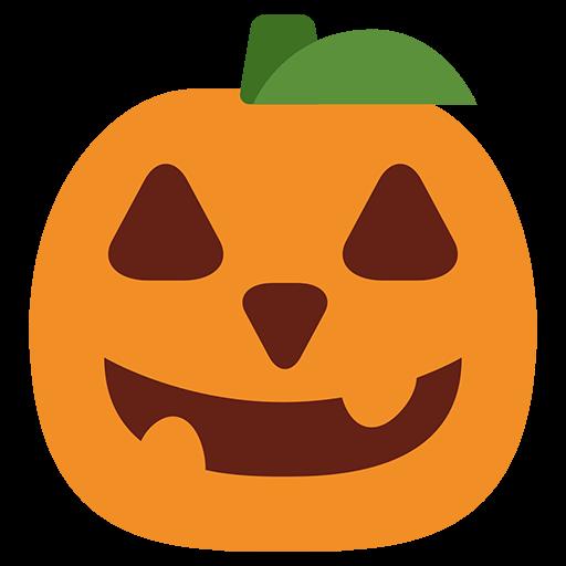 Image result for pumpkin emoji twitter