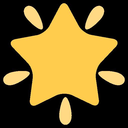 Glowing Star Emoji