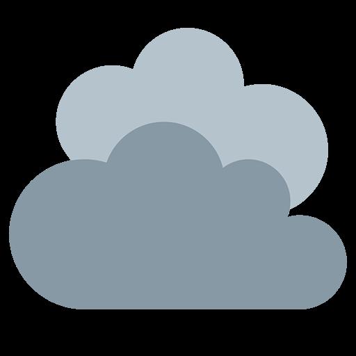 Cloud Emoji for Facebook, Email & SMS | ID#: 10759 | Emoji co uk