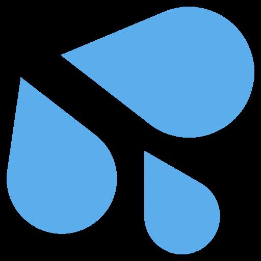 Splashing Sweat Symbol Emoji
