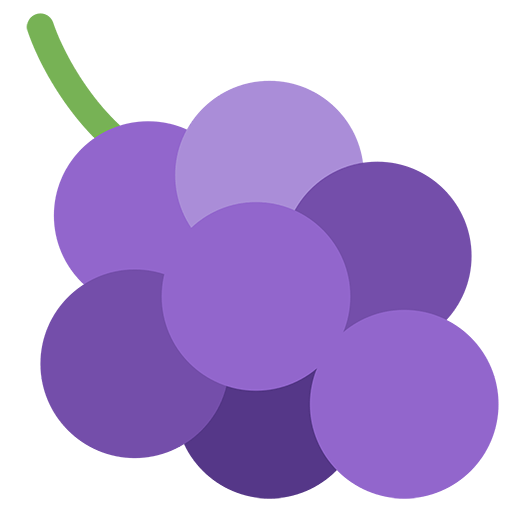 Grapes Emoji
