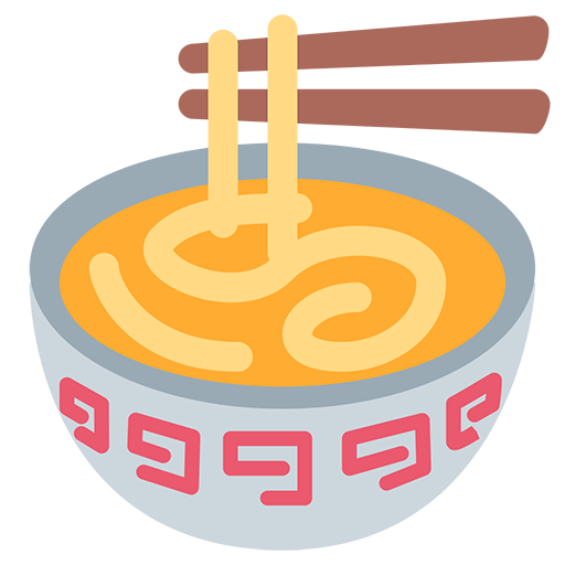 Steaming Bowl Emoji