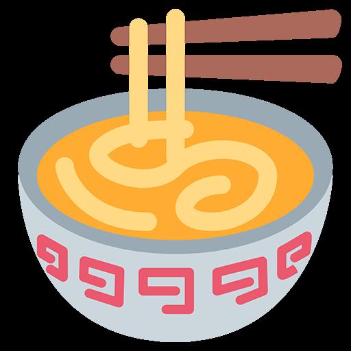 Steaming Bowl Emoji