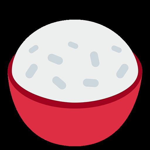 Cooked Rice Emoji