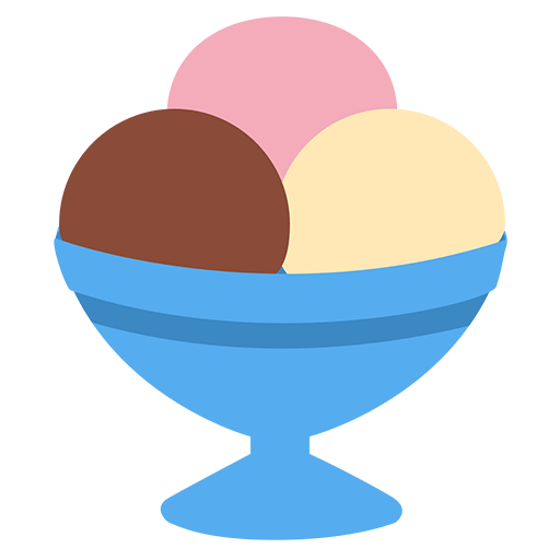 Ice Cream Emoji