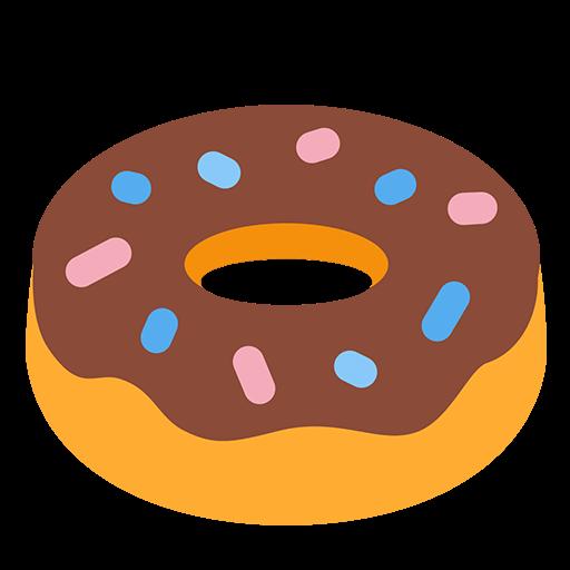 f2u donut emoji - photo #13