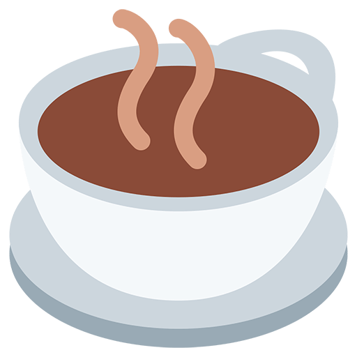Hot Beverage Emoji