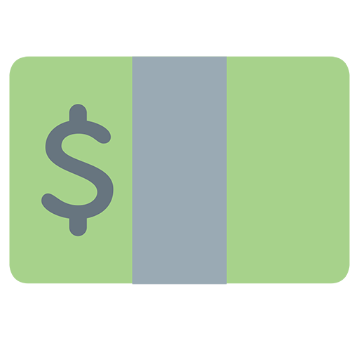 Banknote With Dollar Sign Emoji