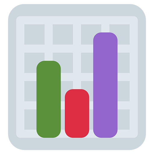 Bar Chart Emoji