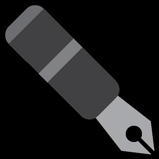 Black Nib Emoji