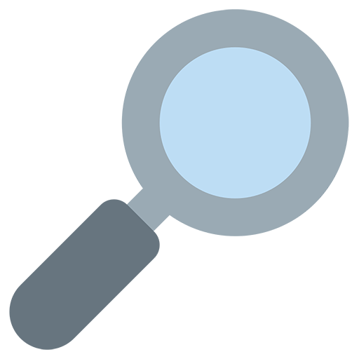 Right-pointing Magnifying Glass Emoji