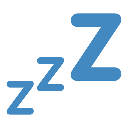 Sleeping Symbol Emoji