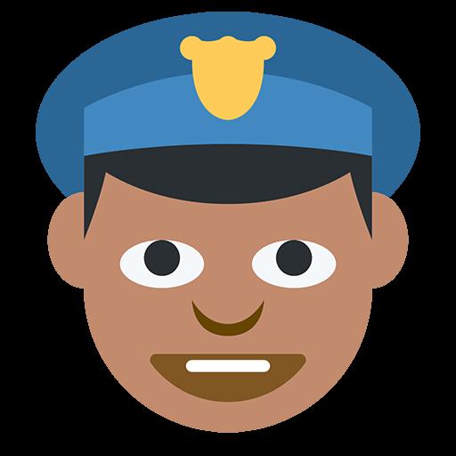 Police Officer Emoji