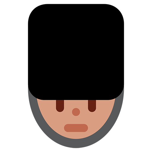 Guardsman Emoji