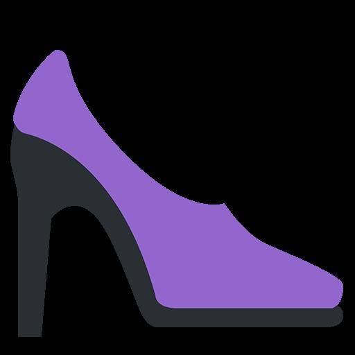 High-heeled Shoe Emoji